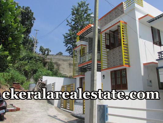 62 lakhs house for sale at Aramada Kunnapuzha Thirumala real estate trivandrum
