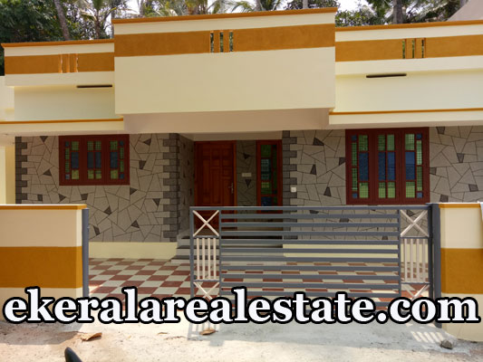 1000 sq.ft house for sale at Peyad Trivandrum real estate properties sale