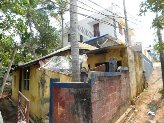 3 Cent land for sale at Mukkola Nettayam Vattiyoorkavu Trivandrum real estate properties sale
