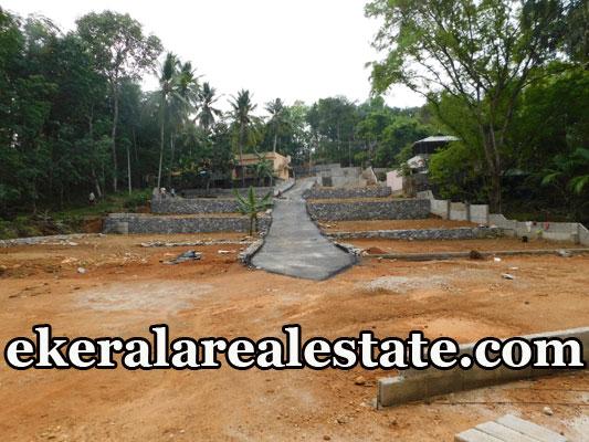 House Plots Price Below 3.25 Lakhs Per Cent Sale at Chenkottukonam Sreekaryam