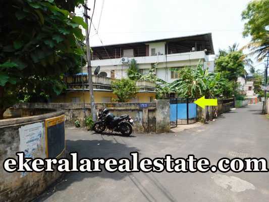 Commercial Land For Sale at Bakery Junction Trivandrum real estate kerala